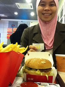 Sahur at McD
